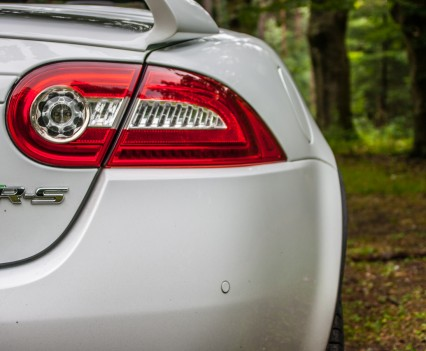 Jaguar XKR-S Convertible Rear Light White