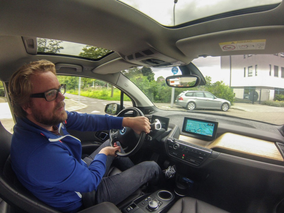BMW i3 REX interieur Laurens