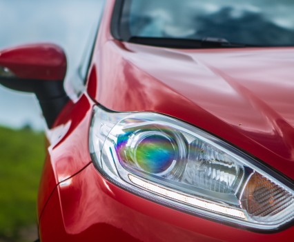 Ford Fiesta ST koplamp