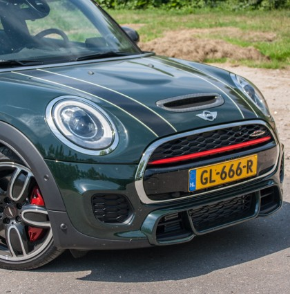 Duiveltje: MINI John Cooper Works