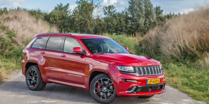 Rode rebel: Jeep Grand Cherokee SRT