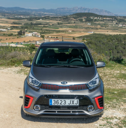 The power to surprise: Kia Picanto
