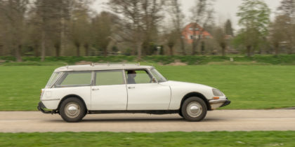 Back to the future: Citroën ID/DS